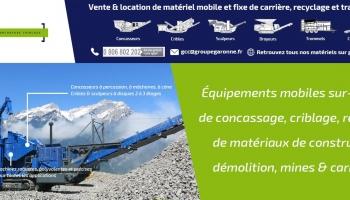 Parution Print - Mines & Carrières n°279 Spécial Concassage & Criblage - Avril 2020 - Garonne Concassage Criblage - Vente & Location de matériels mobiles et fixes de carrière, recyclage et travaux publics - Conception, Fabrication d'installations fixes sur-mesure - Importateur France ANACONDA EQUIPMENT, GASPARIN, GIPO, IRISH MANUFACTURING SERVICES LTD., KOMPLET, MCCLOSKEY