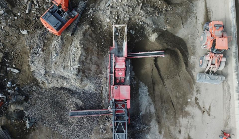 Le recyclage de déblais de chantier - ACJTP