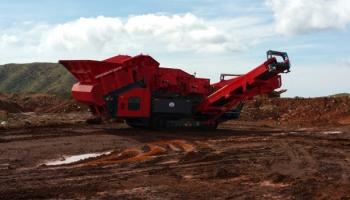 Garonne Concassage Criblage part à l'assaut de la Nouvelle-Calédonie - Article Construction Cayola (Février 2015)