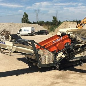 Crible Scalpeur GASPARIN MOBILE SCREEN GI 3500 R