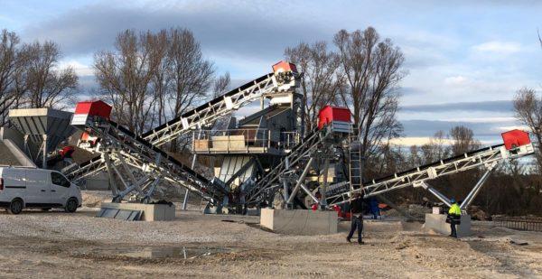 Garonne Services - Opérations de maintenance et optimisation de votre installation fixe de carrière. Nous nous déplaçons rapidement sur votre chantier sur la France entière, contactez-nous !